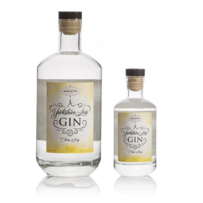A Yorkshire Lass Gin 70 and 20cl