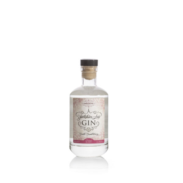 A Yorkshire Lass Bronte Brambleberry Gin 20cl