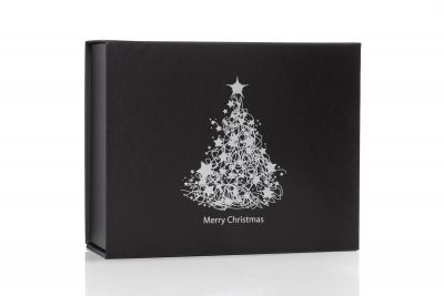 Christmas Gin Baubles - Black Box