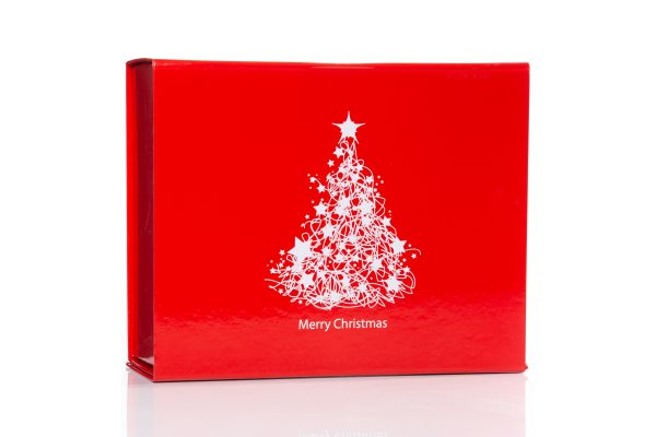 Christmas Gin Baubles - Red Box