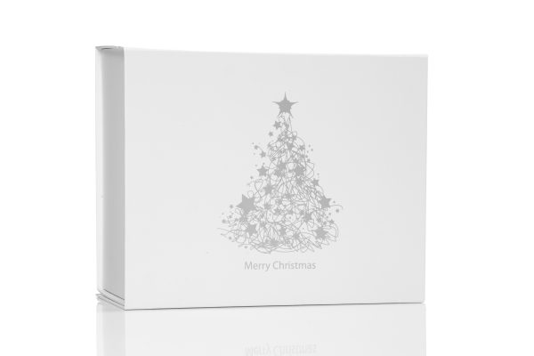Christmas Gin Baubles - White Box
