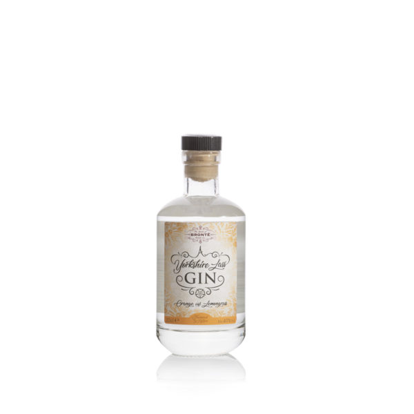 A Yorkshire Lass Orange and Lemongrass Gin 20cl