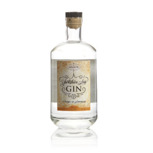 A Yorkshire Lass Gin Orange and Lemongrass