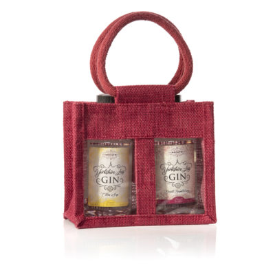 Yorkshire Lass' 2 x 20cl Gift Bag